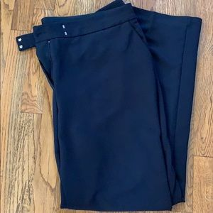Black ladies dress slacks Investments II